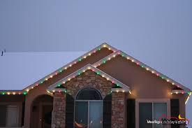 moon light lighting c7 led multi colored roofline gree
