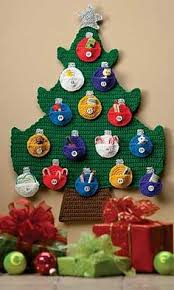 repeat crafter me c2c gingerbread advent wall calendar free