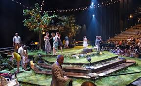 Summer Garden Theatre - lear johnageddes