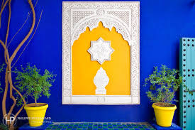 decoration jardin marocain album le jardin de majorelle ysl marrakech philippe