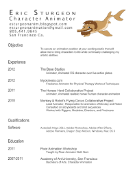 Freelance Artist Resume Cover Letter Examples For Certified Medical Assistant Language