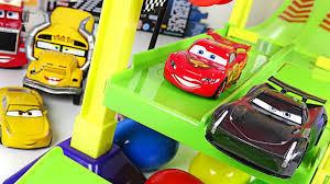 disney pixar cars 3 track set play with jackson storm lightning