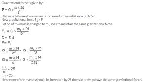 lakhmir singh physics class 9 solutions chapter 3 gravitation