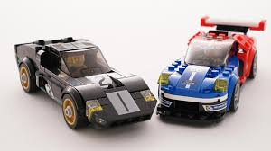lego speed champions mercedes lego u0027s ford gt speed champions kit is already a winner