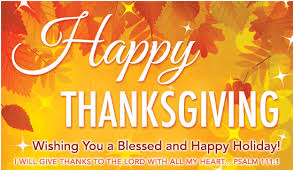blessed thanksgiving day and happy quotes images