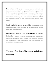 Life Insurance Resume Samples by Final Project Report On Max Life Insurance 2