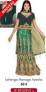 sari mariage location lehenga choli mariage ayesha vert 36 pas cher 50 narkis