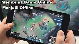 membuat game android menjadi offline cara membuat game online menjadi offline pada android solusi