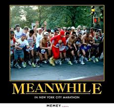 Running Marathon Meme - new york city marathon memey com