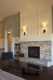 fireplace surround reclaimed wood wall marble fireplace surround