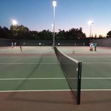lighted tennis courts near me hall memorial park 17 photos parks la honda dr milpitas ca