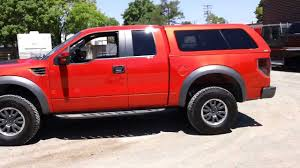 Ford F250 Truck Topper - z series a r e truck cap or shell youtube