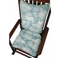 Teal Rocking Chair Furniture Home Inspiration Ideas Outdoor Rocking Chair Cushion