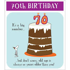 morrisons 70th birthday card product information