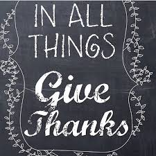 happy thanksgiving there is always something to be thankful for i