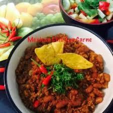 chili cuisine chili con carne recipe delish potpourri