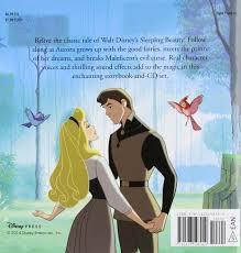 disney princess sleeping beauty storybook cd