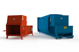 Built In Trash Compactor by Cardboard Balers Trash Compactors And Other Recycling Equipment