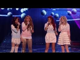 christmas carols little mix stylee the x factor 2011 live final