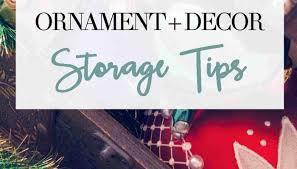 ornament tree storage container best of iris