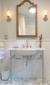 Flat Bathroom Mirrors Bristol Flat Mirror For Restoration Hardware Bathroom Mirrors