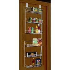 over the door organizer over the door storage rack organizer hanging pantry kitchen holder