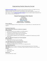 curriculum vitae format for freshers engineers pdf editor resume format for engineering freshers pdf unique top mba masters