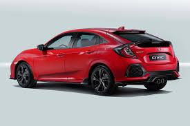 honda civic sportback 2017 honda civic hatchback officially unveiled by car magazine