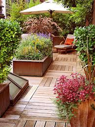landscape tips for decks patios and pools