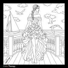 fashion design coloring pages fashion coloring page colorir pinterest coloring