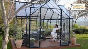 Palram Gazebo Palram Victory Orangery Greenhouse U0026 Garden Chalet Youtube