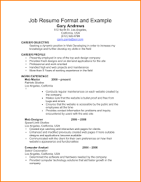 Job Resume Example For First Job by Work Resume Samples Resume For Your Job Application