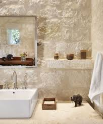 naturally story pool house design interior in bathroom decorated