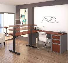 office desk electric stand up desk small standing desk tall desk