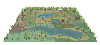 Zoo Map Zoo Map Zoo Ecomuseum