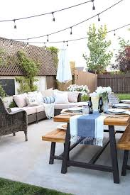 How To Decorate A Patio Best 25 Patio Layout Ideas On Pinterest Patio Design Backyard