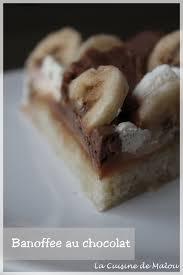 la cuisine de malou banoffee au chocolat fou de pâtisserie la cuisine de malou