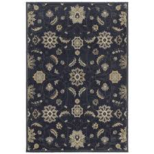 home decorators area rugs home decorators collection isabella indigo 7 ft 10 in x 10 ft