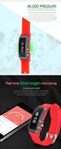 lynwo db08 blood pressure oxygen rate ip67 waterproof smart