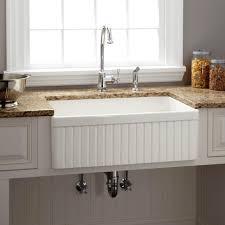 White Kitchen Sink Faucets Kitchen Wonderful White Farm Sink Lowes Stainless Steel Sink
