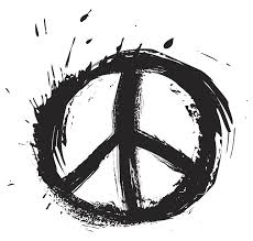 the 25 best peace sign tattoos ideas on hippie