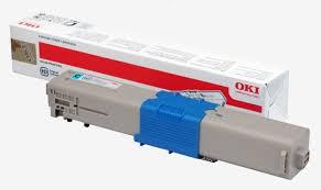 Toner Oki oki mc362 cyan hi capacity toner cartridge ab cartridges
