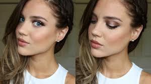 Hair And Makeup App Grwm Spring Night Out Hair U0026 Makeup Make Up Pinterest