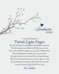 graduation poems graduation gifts personalized poetry for