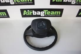 mercedes dashboard clock airbagteam ltd mercedes a class 176 airbag kit dashboard driver