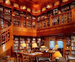 interior gates home image result for bill gates house library home library