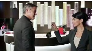 nespresso commercial female actress clooney stars with boniadi in new espresso commercial the national
