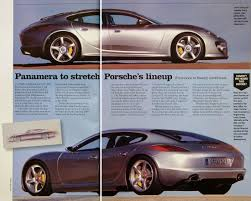 4 door porsche porsche panamera i don u0027t like it sorry page 4 pelican parts