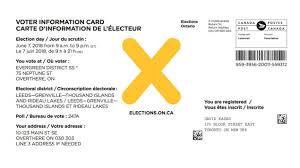 image bureau de vote sept choses à savoir au sujet de votre bureau de vote ici radio
