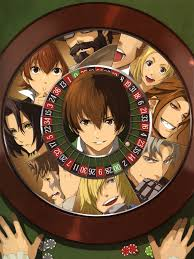 baccano chane and claire baccano geektastic pinterest anime